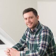 Headshot of BCarm team member Colin Hemsworth