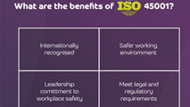 What are the benefits of ISO45001?